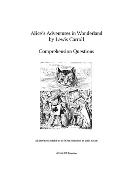 Alice's Adventures in Wonderland ( Alice in Wonderland ) N