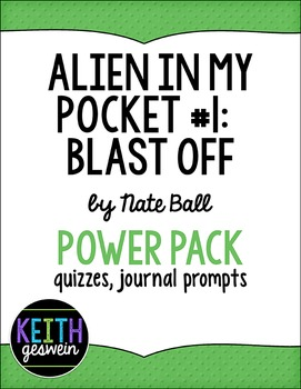 Alien In My Pocket (Book #1) Blast Off Power Pack: 20 Prom