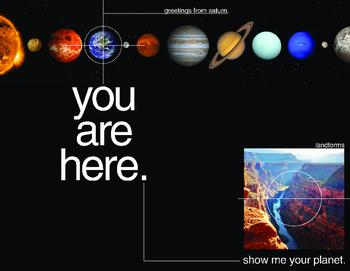Alien Tour: Show Me Your Landforms