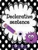 Alien punctuation (Types of Sentences)