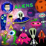 Aliens Clipart