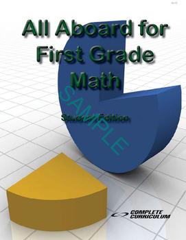 All Aboard for First Grade Math - Teacher's Edition