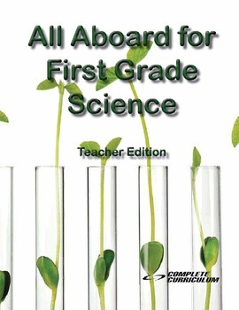 All Aboard for First Grade Science - Teacher's Edition