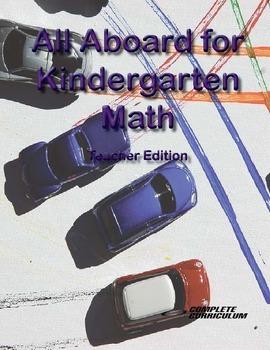 All Aboard for Kindergarten Math - Teacher's Edition