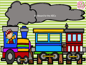 All Aboard for the ABCs