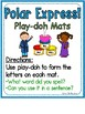 All Aboard the Polar Express! Playdoh Activity Pack