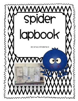 All About Spiders!  {lapbook project}