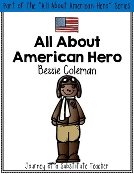 All About American Hero: Bessie Coleman {a mini-unit}