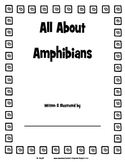 All About Amphibians booklet