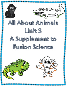 All About Animals - Grade 2 Science