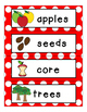 All About Apples!  5-Day Unit Lesson Plans for Preschool,