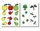 All About Apples Sorting and Color Matching Independent Wo
