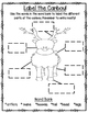 All About Arctic Animals-Caribou (crafts, writing, vocabul