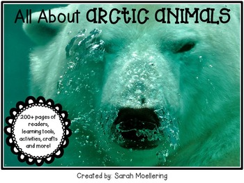 All About Arctic Animals! (Nonfiction research on 5 arctic
