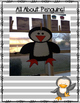 All About Winter Animals-PENGUINS- (crafts, writing, vocab