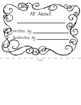 All About Books - Flip Book