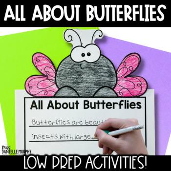 Butterflies Informational (Non-Fiction) Unit