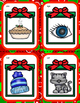 All About Christmas Literacy centers for Preschool, PreK,