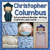 Christopher Columbus ~ Informational Text Reader, Writing