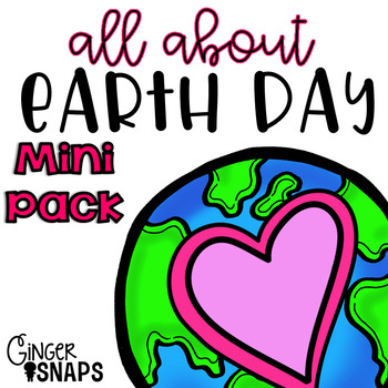 All About Earth Day {Mini Pack}