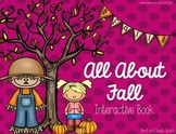 All About Fall: Interactive Book