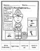 All About Firefighters FREEBIE: Informational Text