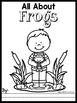 All About Frogs {Nonfiction Unit}