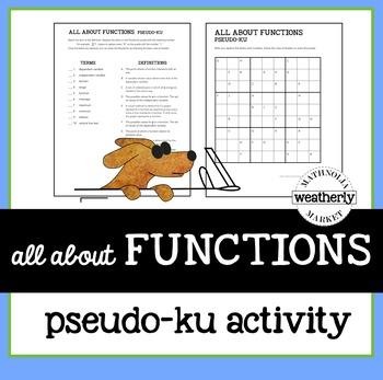 FUNCTIONS - Pseudo-Ku