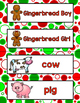 All About Gingerbread Literacy Centers For Preschool, Pre-