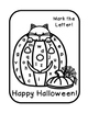 All About Halloween! Literacy Centers for Preschool, PreK,
