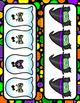 All About Halloween!  Math Centers for Preschool, Pre-K, K