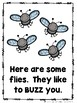 All About Insects  (A Sight Word Emergent Reader)