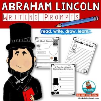 Reader Response Page- Abraham Lincoln - Graphic Organizer