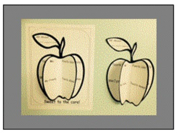 All About Me 3D Apple