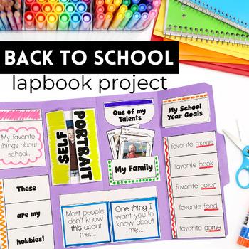 Back to School Lapbook