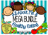 All About Me, My Body, Feelings, 5 Senses & Healthy Eating