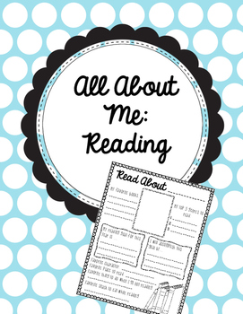 All About Me - Reading