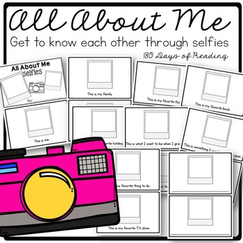 Back to School All About Me {Selfies}