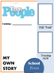 All About Me Sheet- For Teens and Older Students!