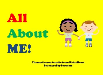 All About Me Theme Pack