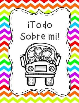 All About Me, Todo sobre mi (Dual Language)