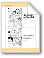 All About My Family: Take-Home Book