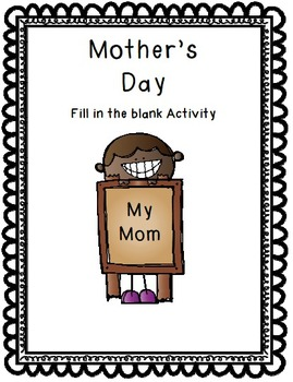 All About My Mom/Mum