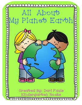 All About My Planet Earth