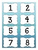 Number Cards 1-20  with Ten Frames {Pocket Charts Math Wal