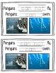 All About Penguins Emergent Reader