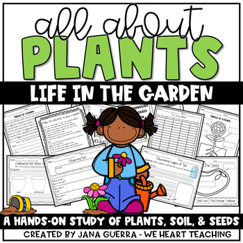 All About Plants, Soil and Seeds