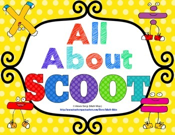 All About Scoot FREEBIE