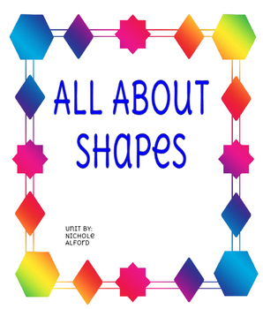 All About Shapes - MCC1.G1