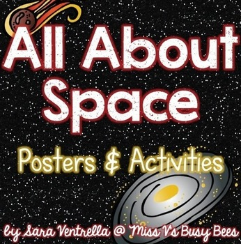 All About Space!: An Integrated Science Unit